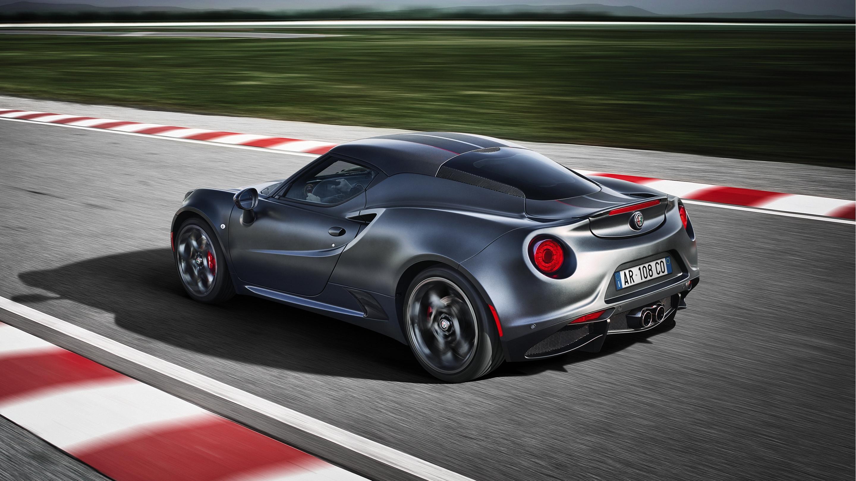 Listino Alfa Romeo 4C - prezzo - scheda tecnica - velocità ...