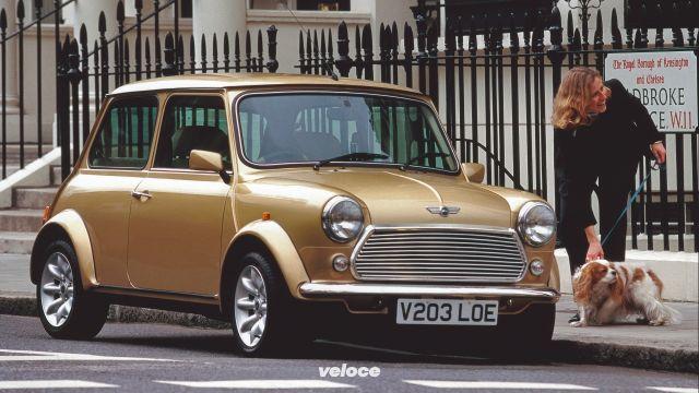 60 anni fa la Mini mise le ruote… all'angolo