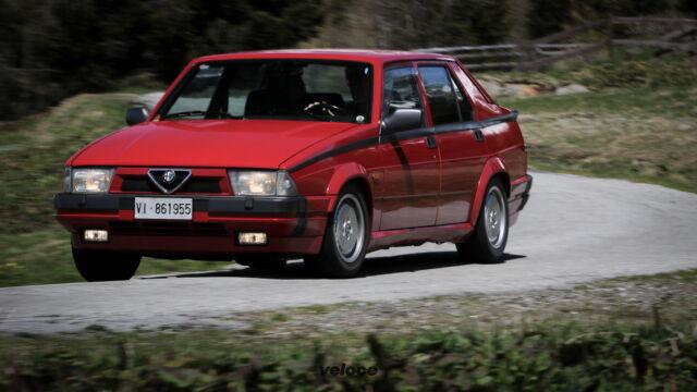 Ritorniamo sulla 'ex ultima Alfa Romeo': la 75