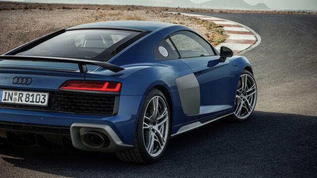 Audi R8 Performance