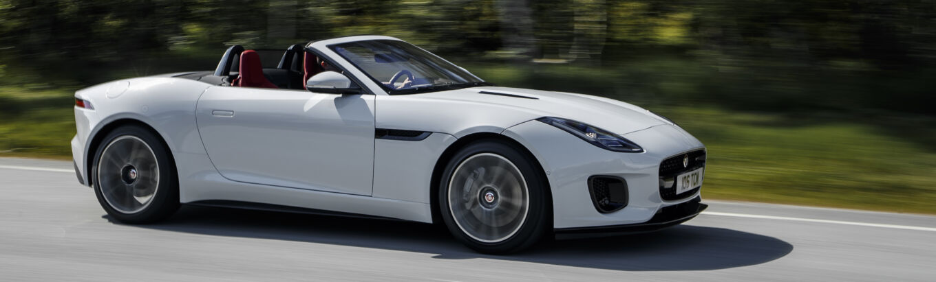 Jaguar F-Type P300 Convertibile P300