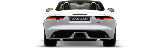Jaguar F-Type P300 Convertibile P300