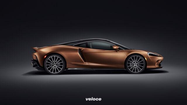 La granturismo alla maniera della McLaren: ecco la GT