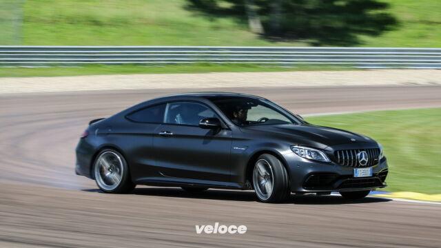 Mercedes-AMG C63 S Coupé: la tedesca esagerata