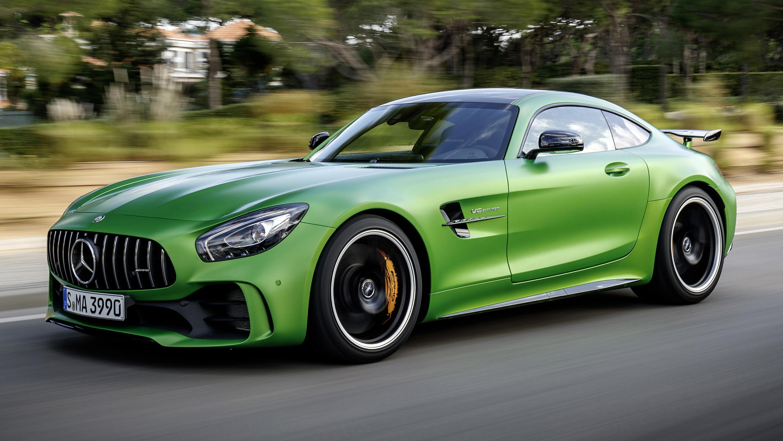 Listino Mercedes AMG GT R - prezzo - scheda tecnica - velocità ...