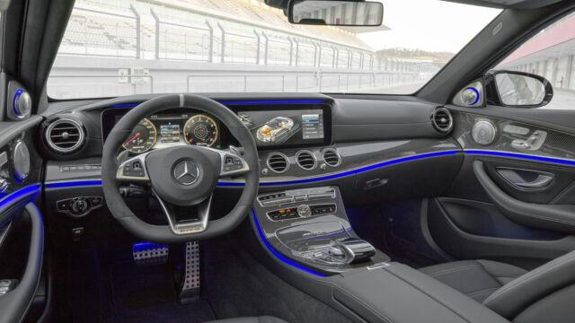 Mercedes E 63 S AMG