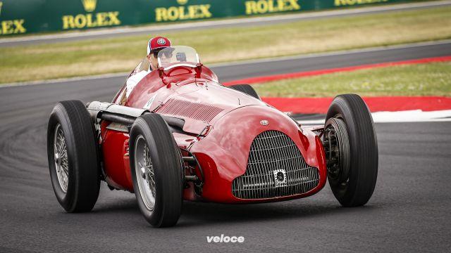 Alfa Romeo 159 'Alfetta': il ritorno a Silverstone
