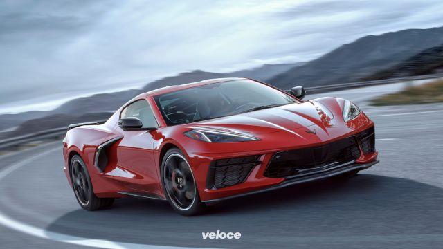Corvette Stingray 2020: ora è davvero una supercar