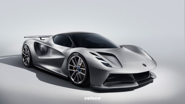 Lotus Evija: da Hethel a 300 all'ora in nove secondi