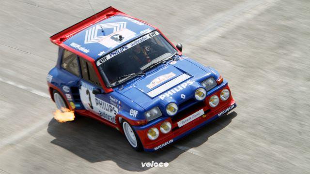 Renault e il turbo: 40 anni, tra fischi e sbuffi