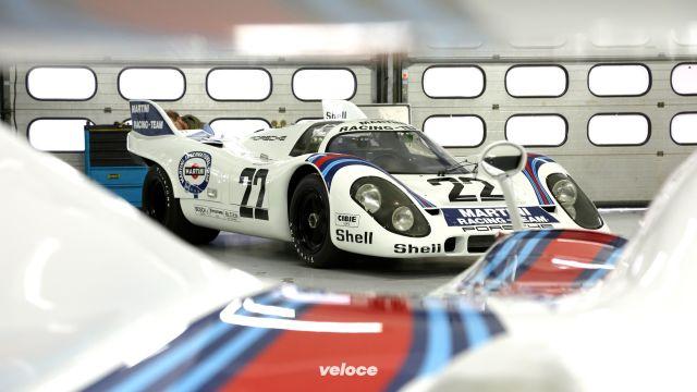 La Porsche 917 e la fortuna del principiante