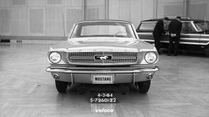 From Sketch to Production - The Evolution of the Ford Mustang ba