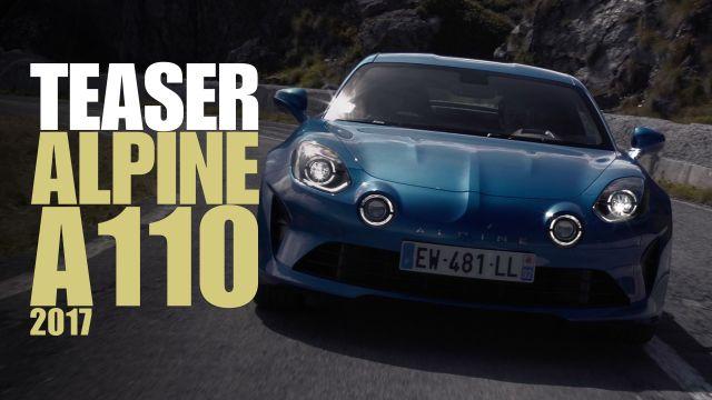 Alpine A110: granturismo al sapore di rally
