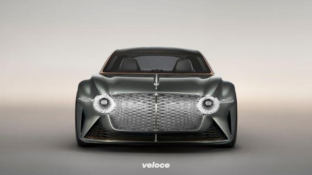 Bentley EXP 100 GT: la gran turismo del 2035