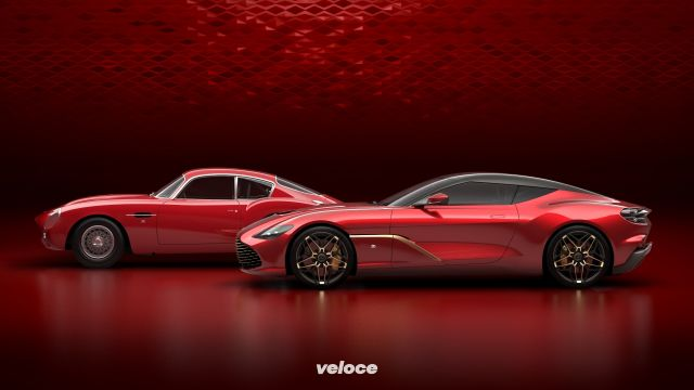 Aston Martin DBS GT Zagato: in tandem con la nonna