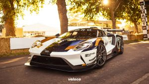 Limited-Edition, Track-Only Ford GT Mk II Unleashes the Next Lev