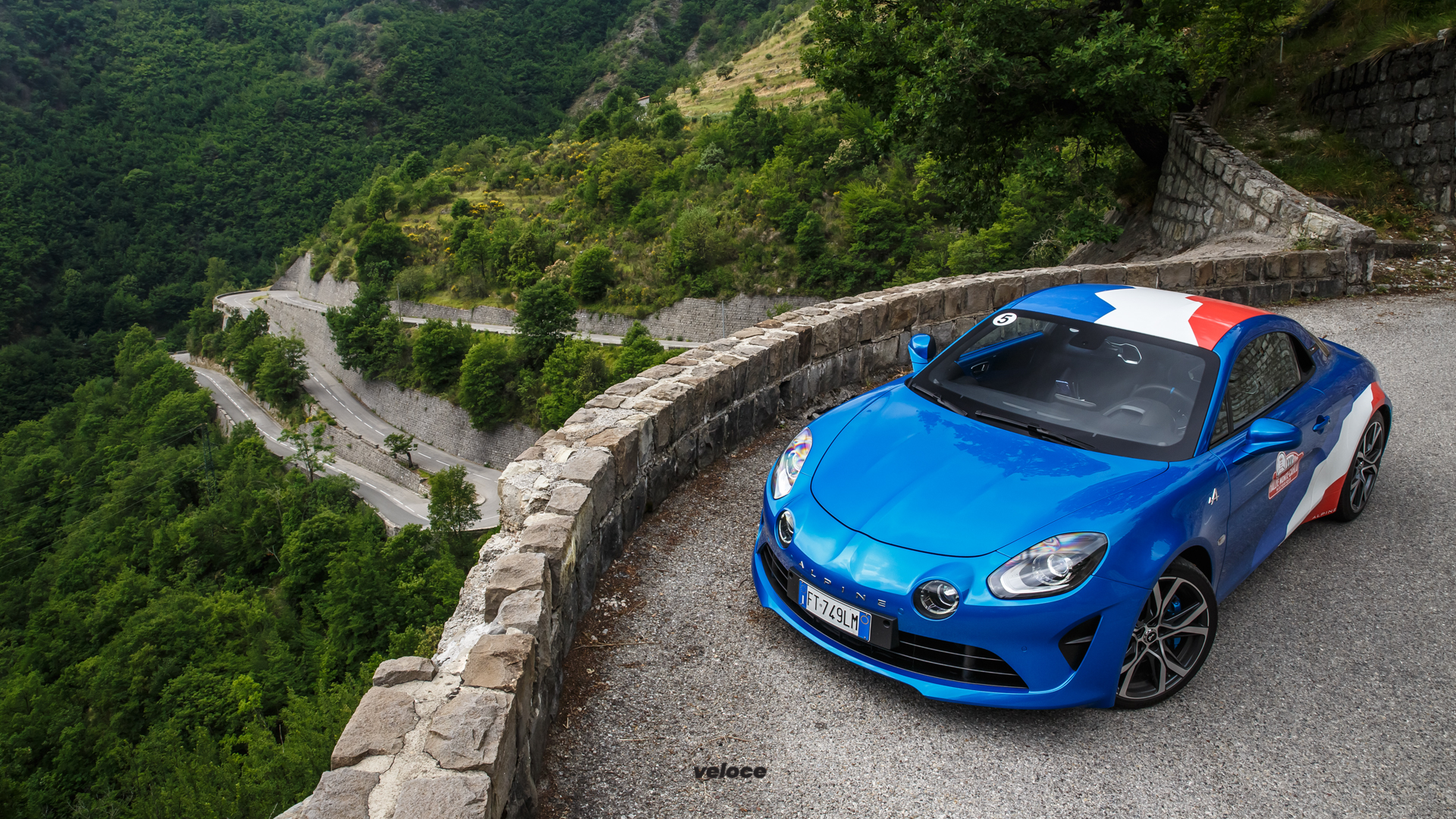 La Alpine A110 torna sulle sue strade. Da vincente
