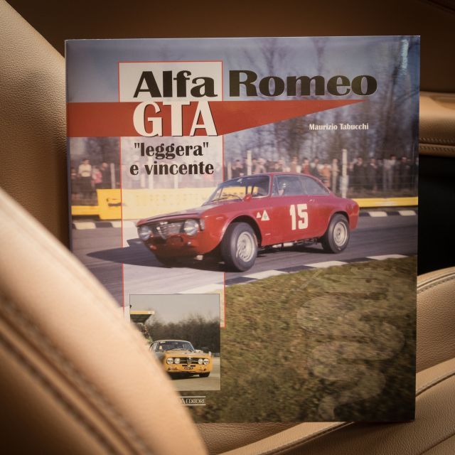 Alfa Romeo GTA, 'leggera' e vincente