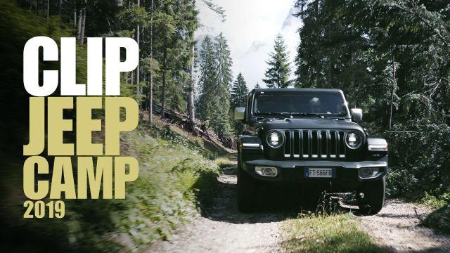 Nel cuore delle Dolomiti il Jeep Camp. Offroad, sul serio