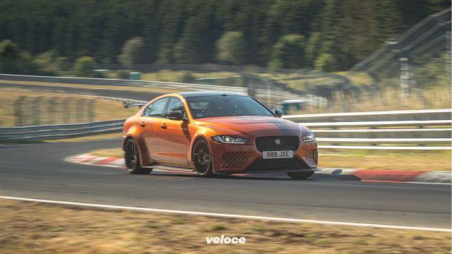 Jaguar XE SV Project 8: altro 'tempone' al 'Ring