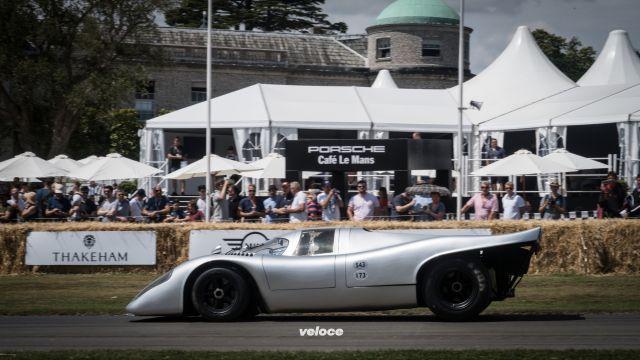Goodwood FOS: con dedica alle beniamine della velocità