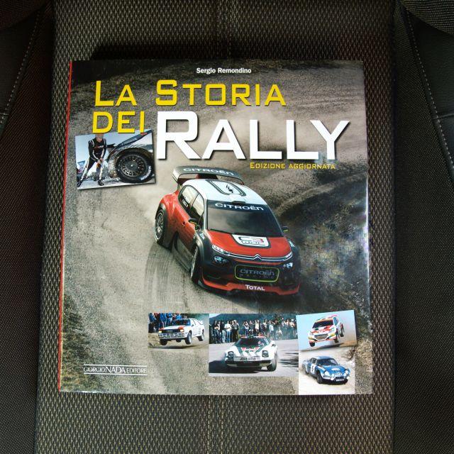 La storia dei rally