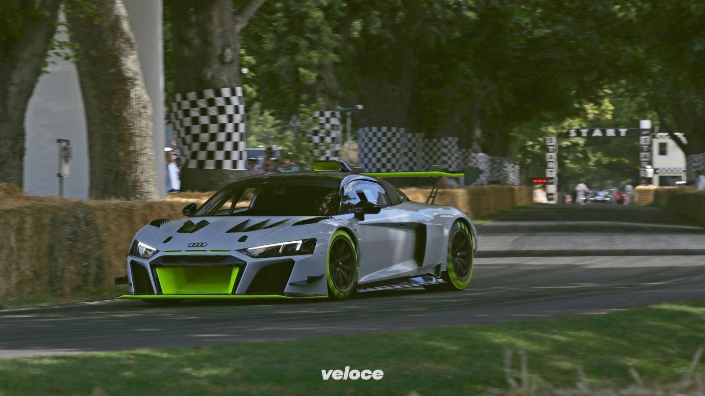 Audi R8 LMS GT2: ecco la R8 più potente di sempre!