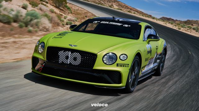 Race to the clouds 2019: a Pikes Peak la Bentley fa il record