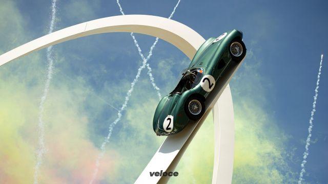 Aston Martin at Goodwood Festival of Speed