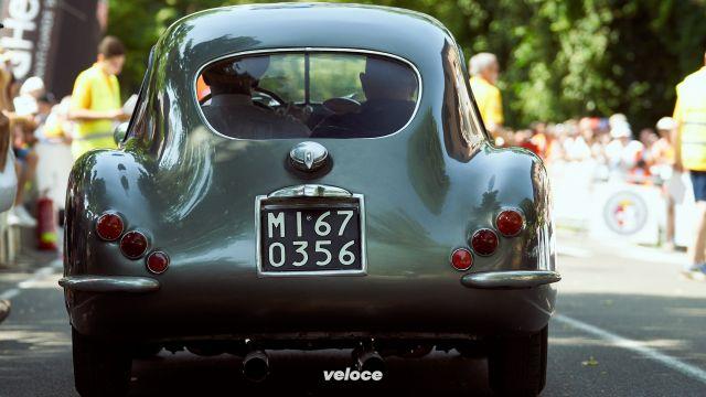 Fiat 8V, la sportiva torinese nata per caso