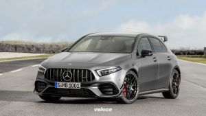 Mercedes-AMG A 45 S 4MATIC+ (2019) Mercedes-AMG A 45 S 4MATIC+ (2019)
