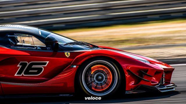 Pirelli firma il 10.000° pneumatico per il Programma Ferrari XX