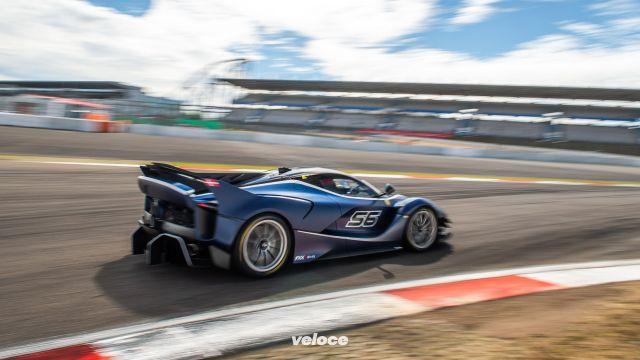 Girare al Nürburgring con la Ferrari FXX-K EVO: fatto!