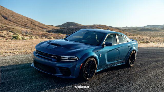 Dodge Charger: ancora più grinta con il Widebody