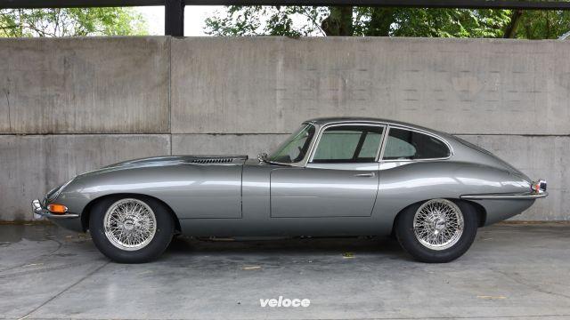 La decima Jaguar E-Type 4.2 torna a nuova vita