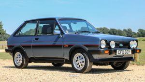 1983 Ford Fiesta XR2 Mk1
