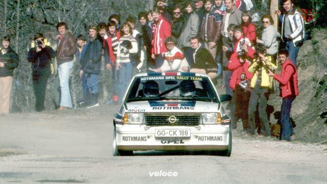 Opel: le più famose al Klassik Tour Kronberg