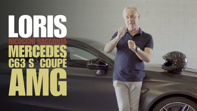 Loris Bicocchi racconta com'è guidare la C63s