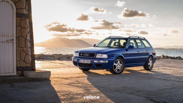 Audi RS2: fuori gli anelli, dentro cavallina