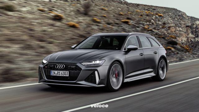 Audi RS6 Avant: la super wagon da 305 km/h