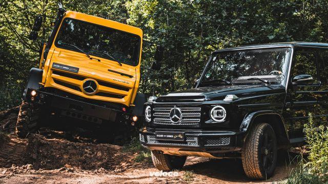 Lavoro e status symbol: le Mercedes inarrestabili
