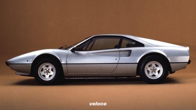 Dalla 308 alla F8: le berlinette V8 Ferrari