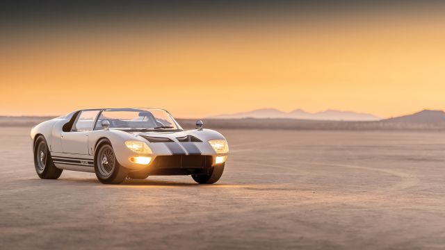 Ford GT40 Roadster: il primo prototipo all'asta
