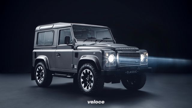 Land Rover Defender: i kit la rendono immortale