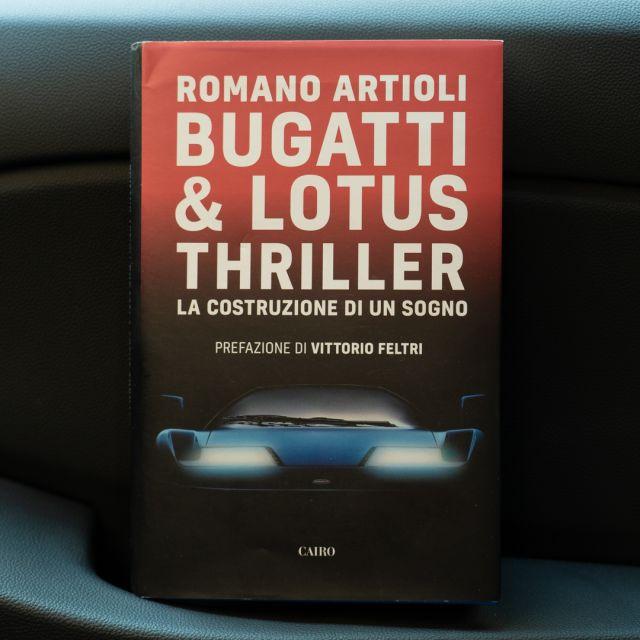 Bugatti & Lotus Thriller: La costruzione di un sogno