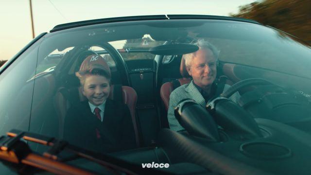 Pagani Huayra Roadster BC: un trailer per sognare