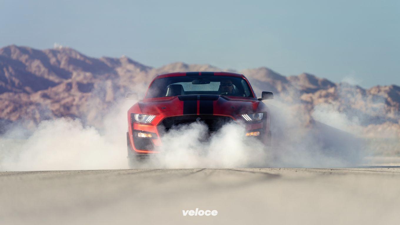 Shelby GT500: per spari sullo 0-160-0 km/h in 10″