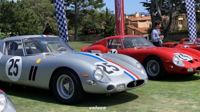 Cinque cose che vi siete persi della Monterey Car Week