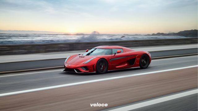 Koenigsegg Regera: da 0 a 400 km/h a 0 in 2 km!