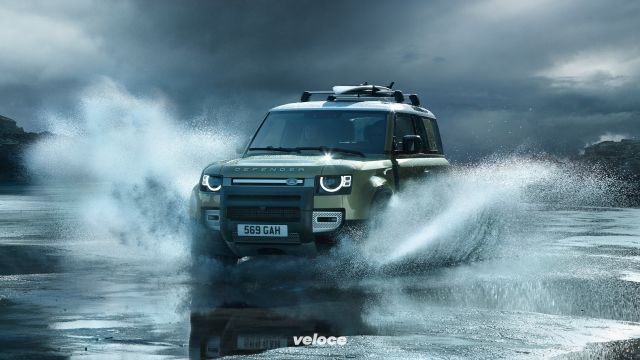 Land Rover Defender: il mito è tornato